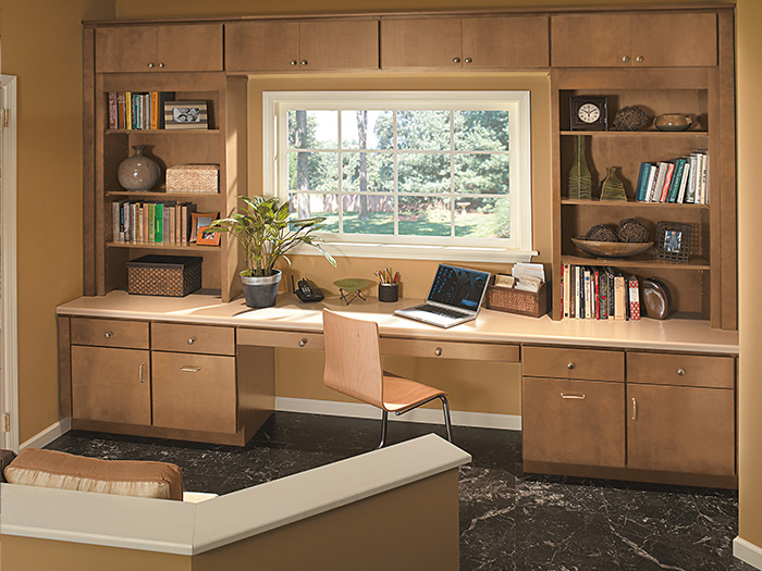 More 6: Office Cabinets