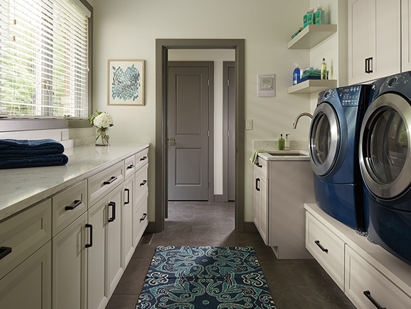 More 3: Laundry Room Cabinets
