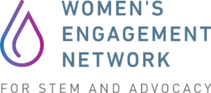 Women's Engagement Network for STEM and Advocacy logo